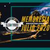 Membresia Julio 2020